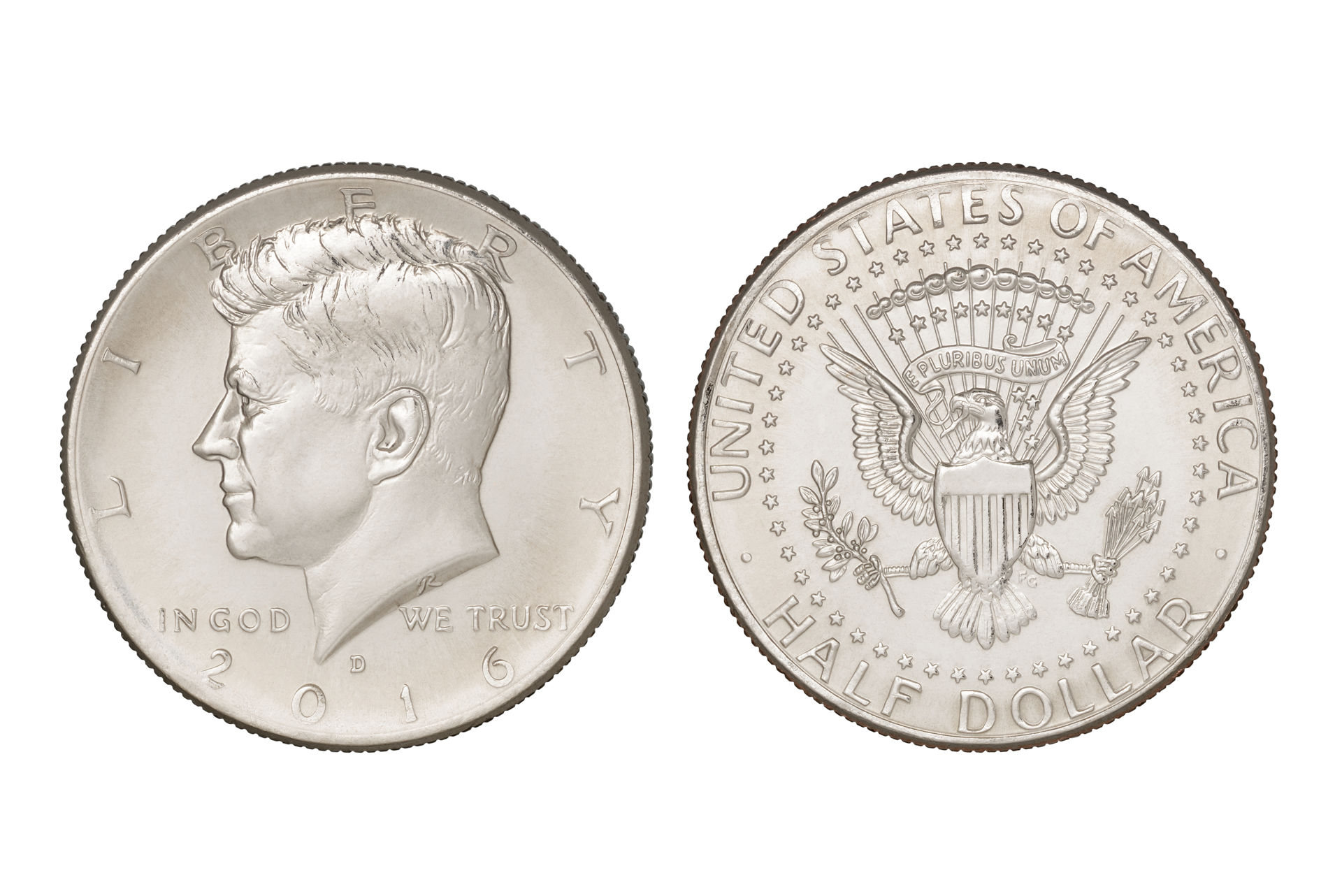 Half a Dollar: History and Value of the Coin