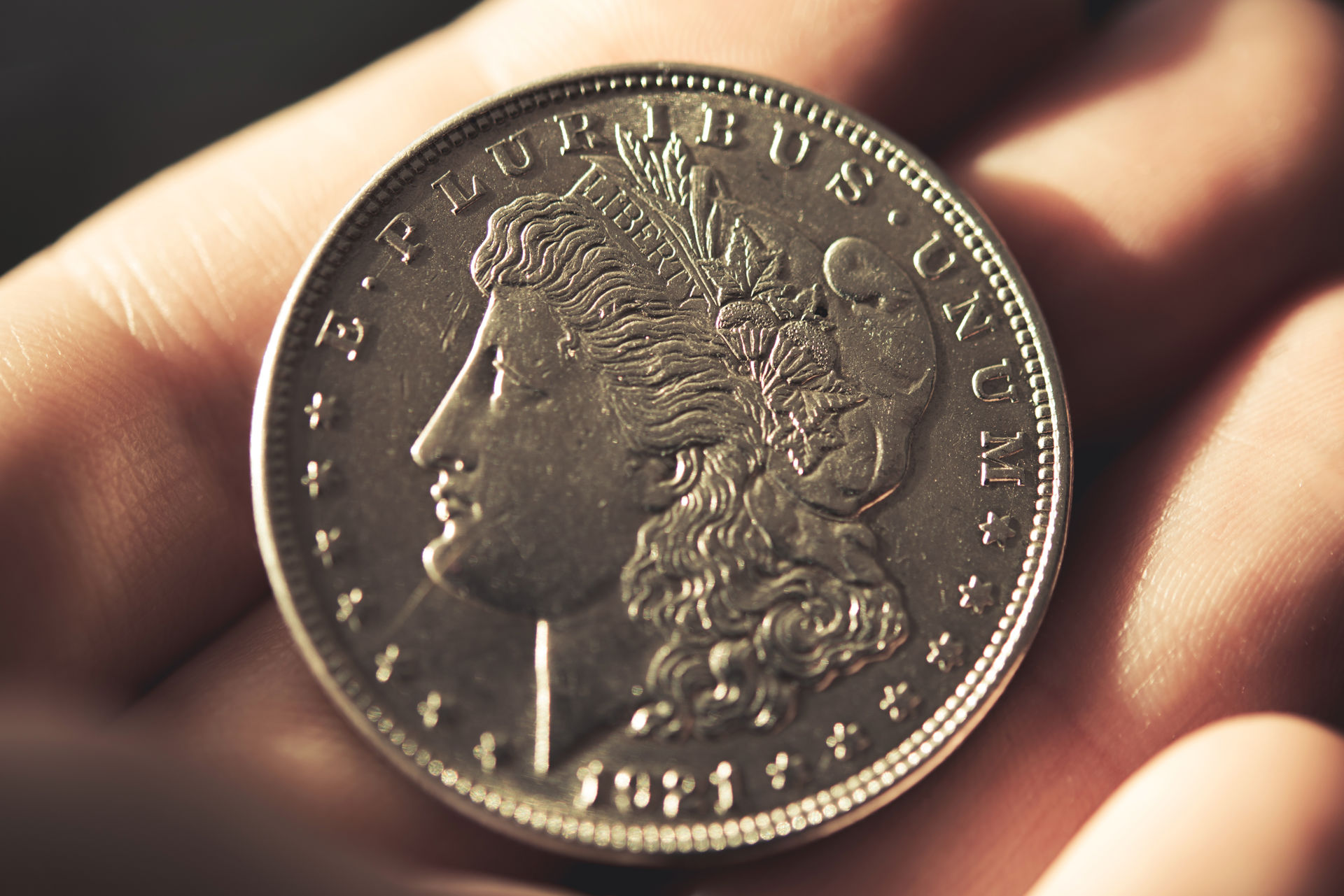 What Is the 1921 Morgan Silver Dollar?