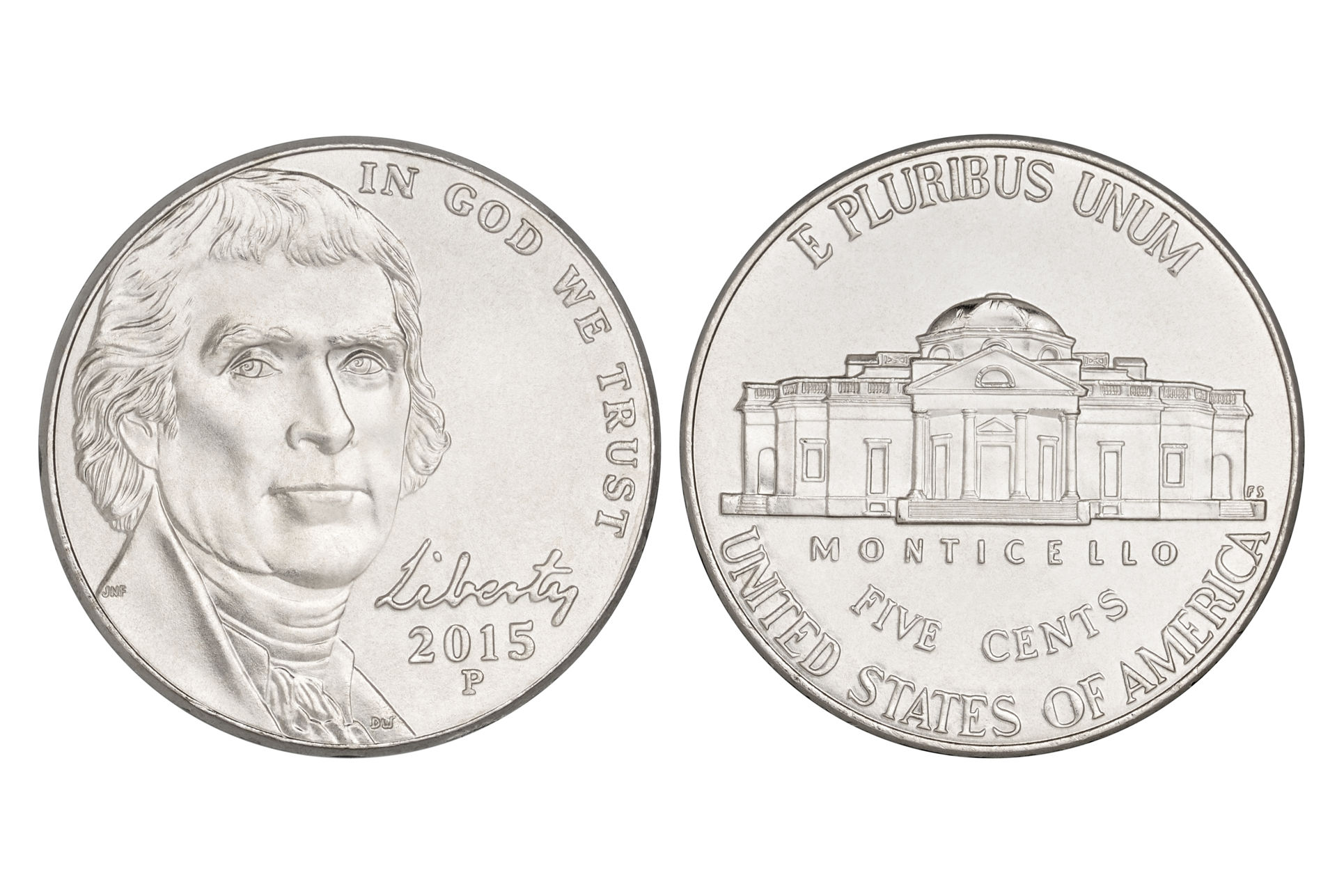 History of the American Nickel Coin