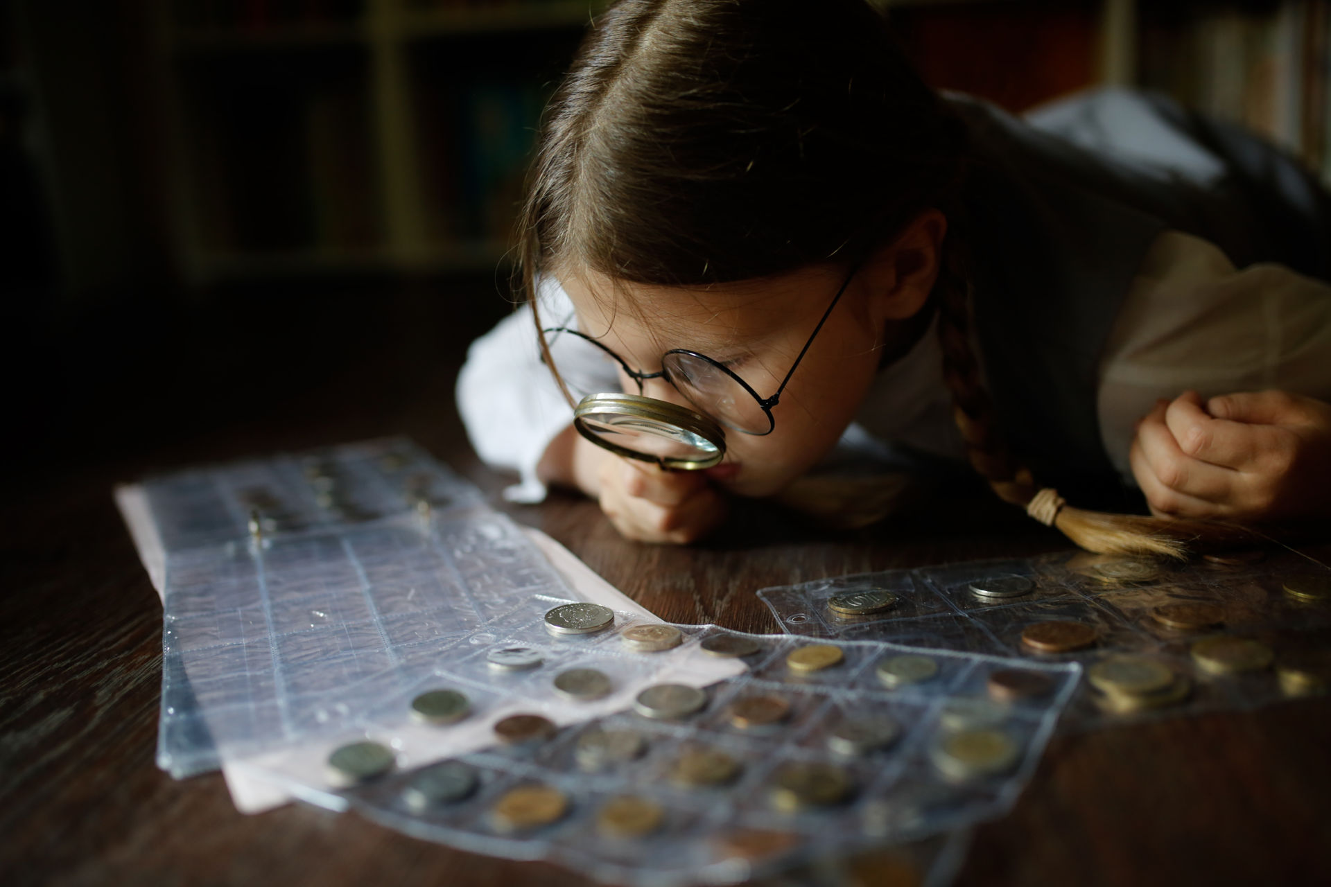 Coin Collecting for Kids Guidebook