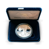 2020 1-oz Proof American Silver Eagle in Case Obverse